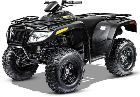 2017 Arctic Cat VLX 700 in Portersville, Pennsylvania