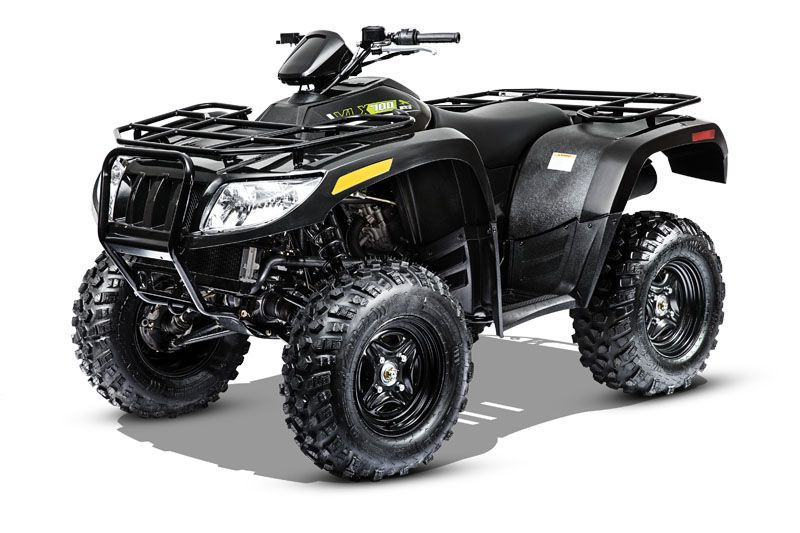 2017 Arctic Cat VLX 700 in Hendersonville, North Carolina