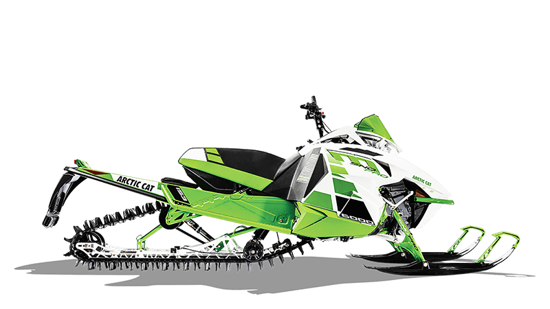 2017 Arctic Cat M 6000 Sno Pro ES 153 in Gaylord, Michigan
