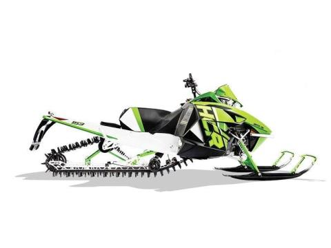 2017 Arctic Cat M 8000 HCR 153 in Gaylord, Michigan
