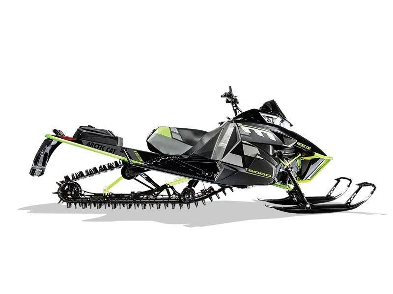 2017 Arctic Cat M 8000 Limited 153 3.0 in Gaylord, Michigan
