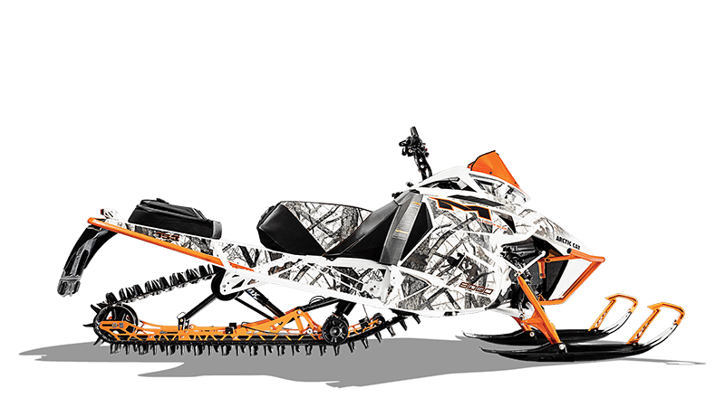 2017 Arctic Cat M 8000 Limited 153 in Francis Creek, Wisconsin