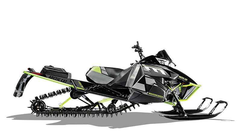 2017 Arctic Cat M 8000 Limited 153 3.0 in Barrington, New Hampshire