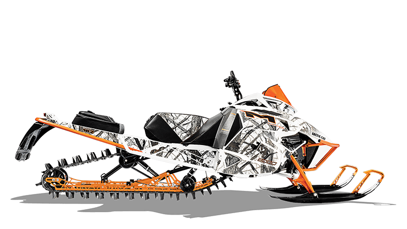 2017 Arctic Cat M 8000 Limited 162 in Billings, Montana