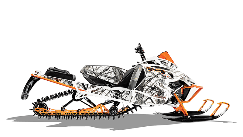 2017 Arctic Cat M 8000 Limited ES 153 in Billings, Montana