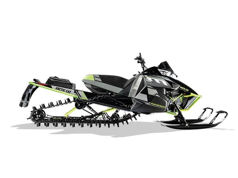 2017 Arctic Cat M 8000 Limited ES 162 3.0 in Union Grove, Wisconsin