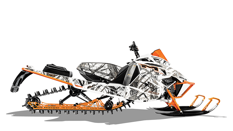 2017 Arctic Cat M 8000 Limited ES 162 3.0 in Hamburg, New York