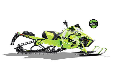 2017 Arctic Cat M 8000 Mountain Cat 153 in Butte, Montana