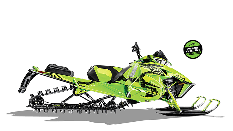 2017 Arctic Cat M 8000 Mountain Cat 162 in Sandpoint, Idaho