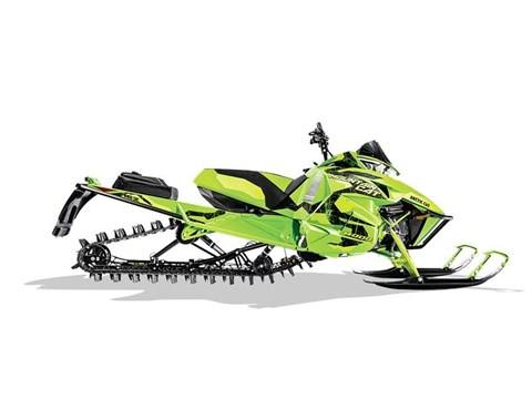 2017 Arctic Cat M 8000 Mountain Cat ES (162) in Gaylord, Michigan