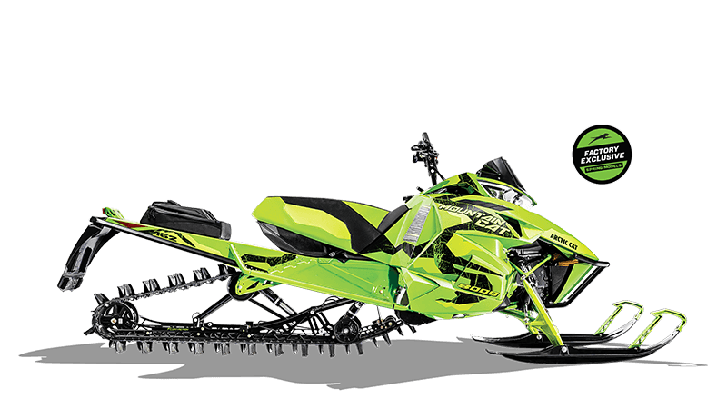 2017 Arctic Cat M 8000 Mountain Cat ES 162 in Three Lakes, Wisconsin