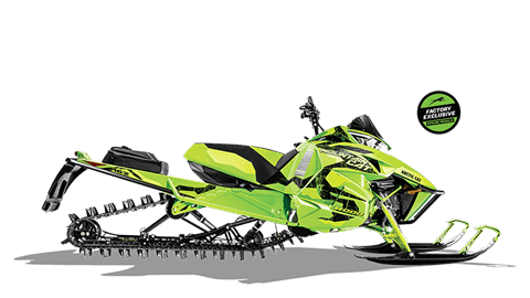 2017 Arctic Cat M 8000 Mountain Cat ES 162 in Gaylord, Michigan
