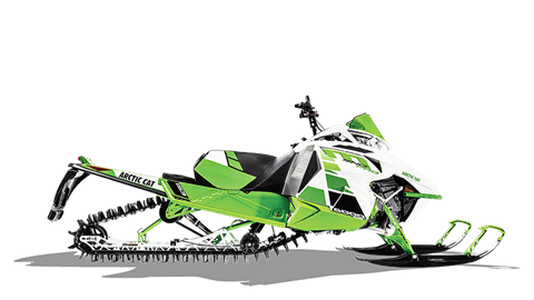 2017 Arctic Cat M 8000 Sno Pro 153 in Butte, Montana