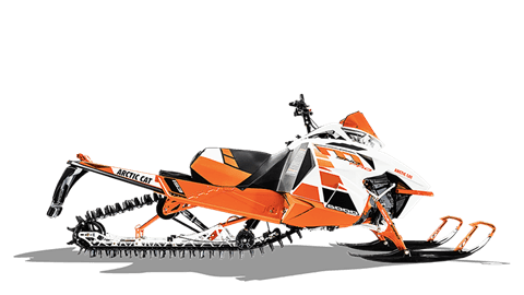 2017 Arctic Cat M 8000 Sno Pro 153 in Francis Creek, Wisconsin