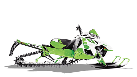 2017 Arctic Cat M 8000 Sno Pro 162 in Butte, Montana
