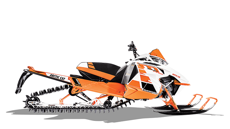 2017 Arctic Cat M 8000 Sno Pro ES 162 in Hamburg, New York