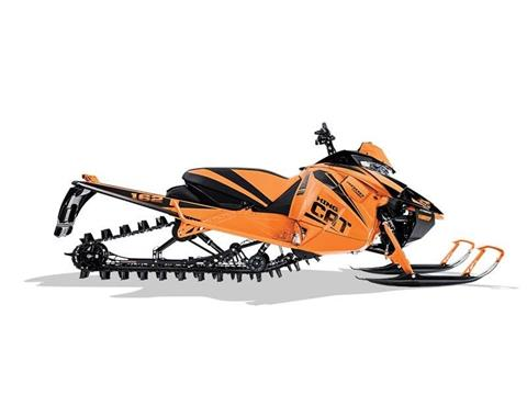 2017 Arctic Cat M 9000 King Cat SE 162 in Berlin, New Hampshire