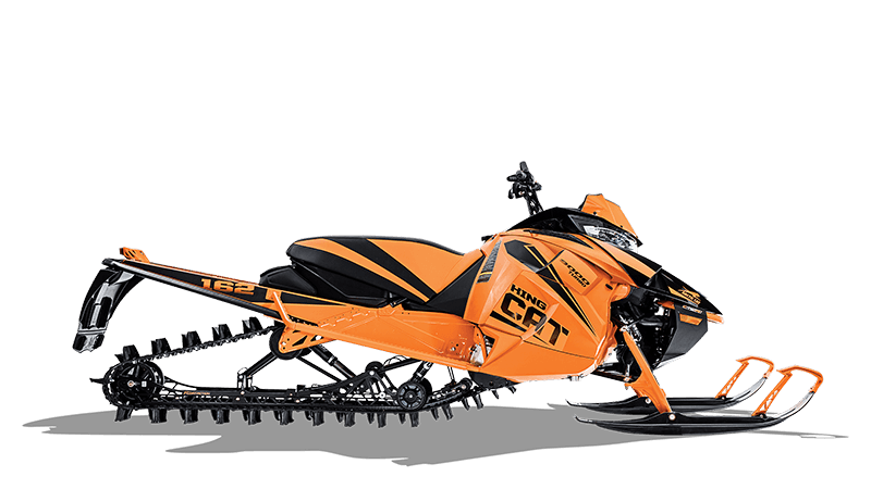 2017 Arctic Cat M 9000 King Cat SE 162 in Three Lakes, Wisconsin