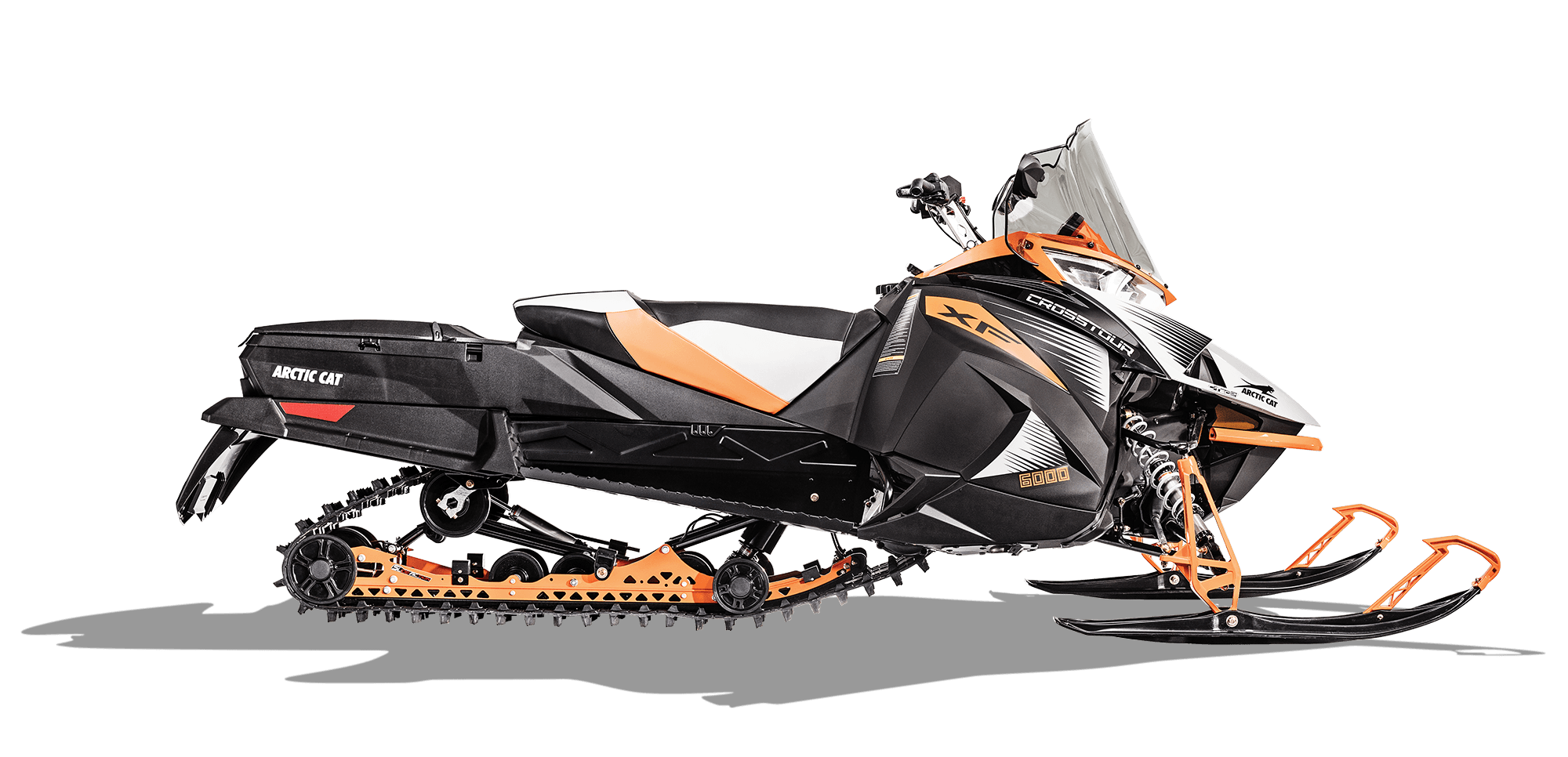 2018 Arctic Cat XF 6000 CrossTour ES in Waco, Texas