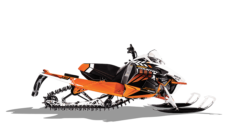 2017 Arctic Cat XF 6000 High Country in Clarence, New York