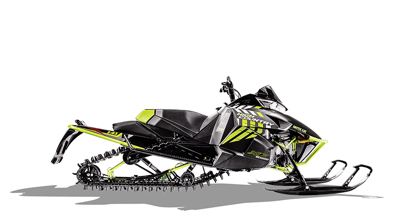2017 Arctic Cat XF 6000 High Country Limited ES in Elkhart, Indiana