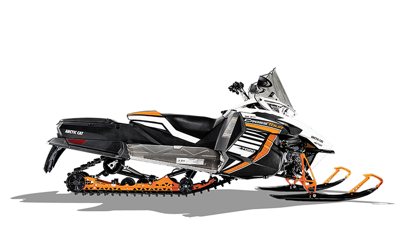 2017 Arctic Cat XF 7000 CrossTour in Three Lakes, Wisconsin