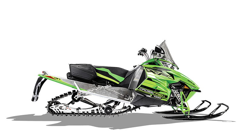2017 Arctic Cat XF 7000 CrossTrek 137 in Billings, Montana