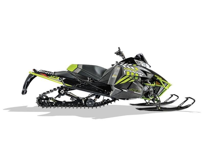 2017 XF 8000 Cross Country Limited ES 137