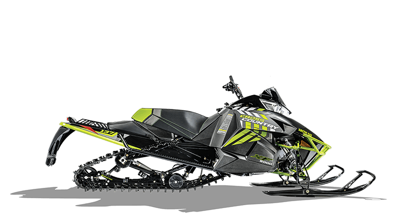 2017 Arctic Cat XF 8000 Cross Country Limited ES 137 in Gaylord, Michigan