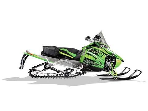 2017 Arctic Cat XF 9000 CrossTrek 137 in Gaylord, Michigan