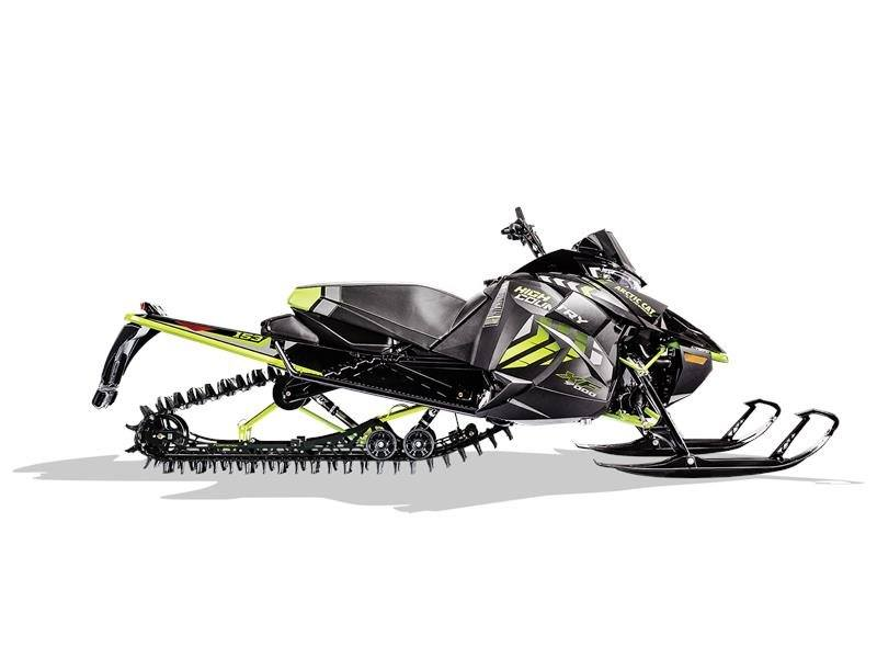 2017 Arctic Cat XF 9000 High Country Limited 153 2.25 in Calmar, Iowa