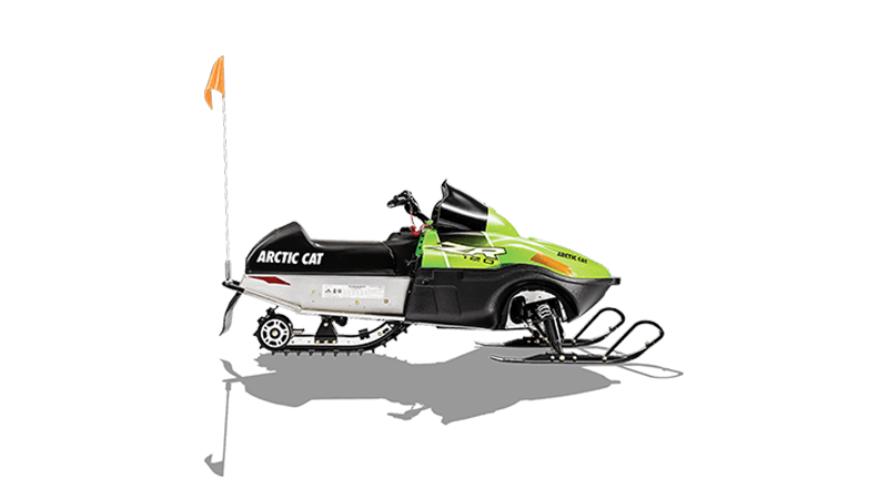 2017 Arctic Cat ZR 120 in Hillsborough, New Hampshire