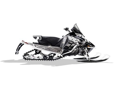 2017 Arctic Cat ZR 3000 LXR 129 in Concord, New Hampshire