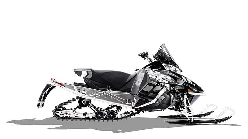2017 Arctic Cat ZR 3000 LXR 129 in Tully, New York