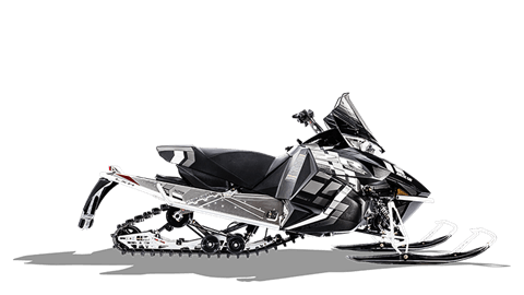 2017 Arctic Cat ZR 4000 LXR 129 in Hamburg, New York