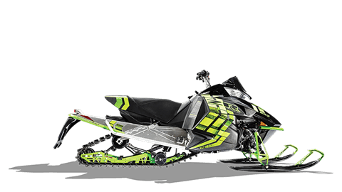 2017 Arctic Cat ZR 4000 Sno Pro 129 in Butte, Montana