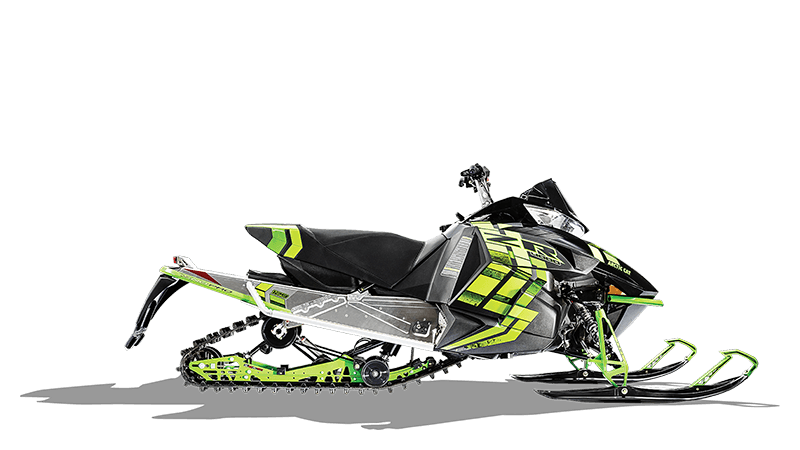 2017 Arctic Cat ZR 4000 Sno Pro 129 in Hazelhurst, Wisconsin