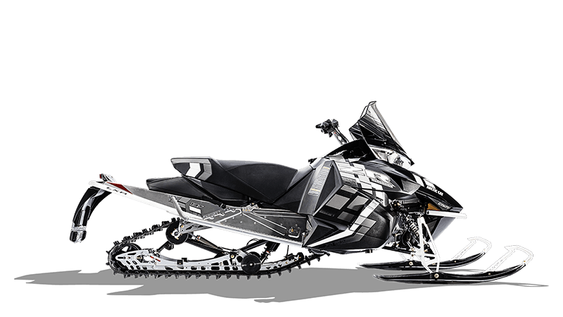 2017 Arctic Cat ZR 5000 LXR 137 in Elkhart, Indiana