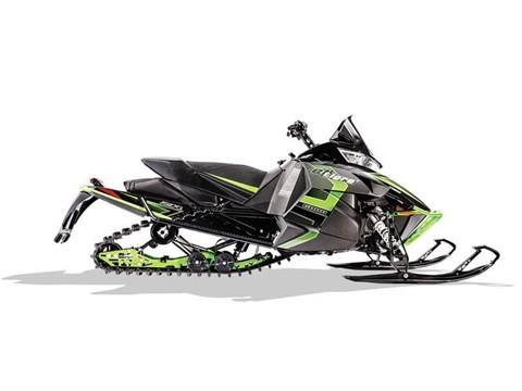 2017 Arctic Cat ZR 6000 El Tigre ES 129 in Cottonwood, Idaho