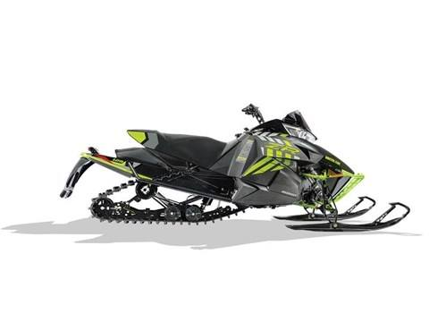 2017 Arctic Cat ZR 6000 Limited ES 129 in Baldwin, Michigan