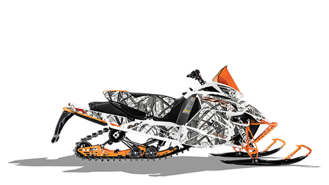 2017 Arctic Cat ZR 6000 Limited ES 129 in Gaylord, Michigan