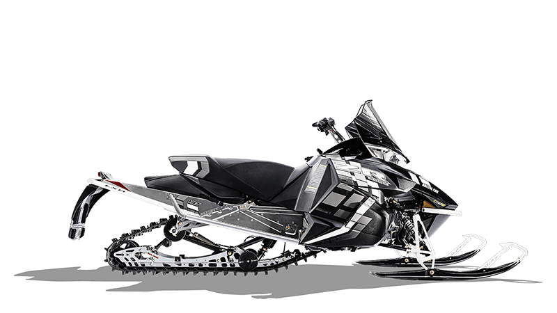 2017 Arctic Cat ZR 6000 LXR ES 137 in Francis Creek, Wisconsin