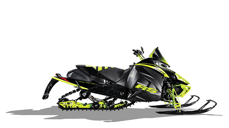 2017 Arctic Cat ZR 6000 RS 129 in Portersville, Pennsylvania