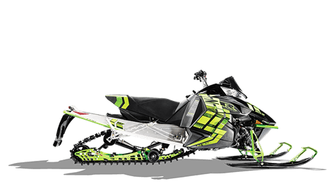 2017 Arctic Cat ZR 6000 Sno Pro ES 137 in Hazelhurst, Wisconsin