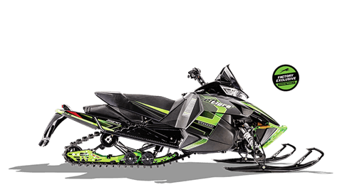 2017 Arctic Cat ZR 7000 El Tigre 129 in Hazelhurst, Wisconsin