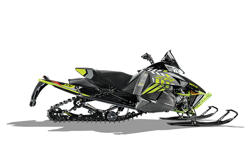 2017 Arctic Cat ZR 7000 Limited 137 in Barrington, New Hampshire