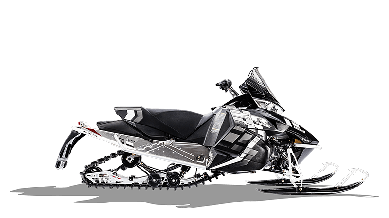 2017 Arctic Cat ZR 7000 LXR 129 in Rothschild, Wisconsin