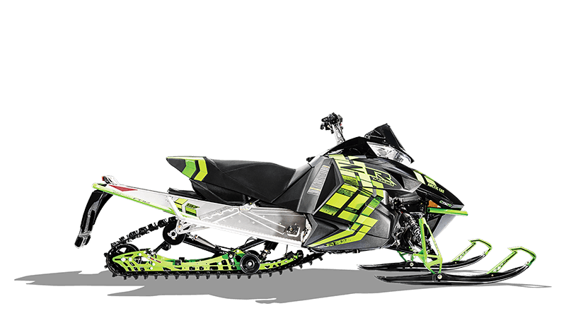2017 Arctic Cat ZR 7000 Sno Pro 137 in Three Lakes, Wisconsin