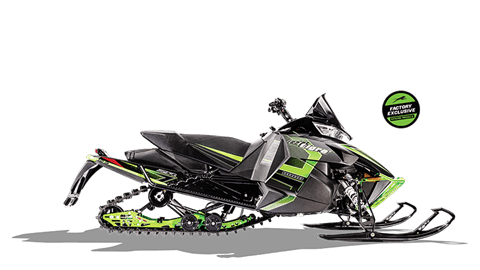 2017 Arctic Cat ZR 8000 El Tigre ES 129 in Gaylord, Michigan