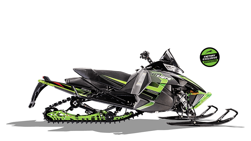 2017 Arctic Cat ZR 8000 El Tigre ES 137 in Francis Creek, Wisconsin